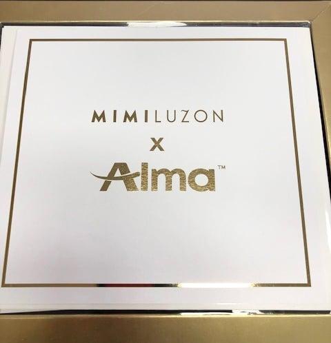 Alma & Mimi luzon gift package facial beauty glow